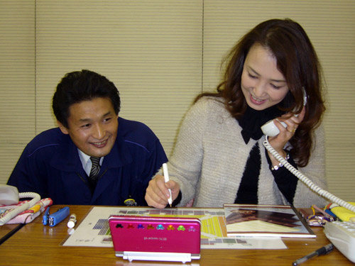 花田景子2