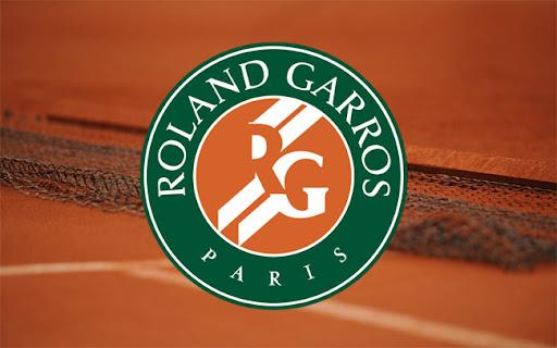 全仏オープンテニス1