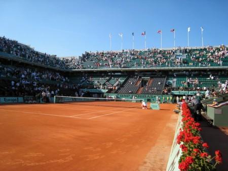 全仏オープンテニス2